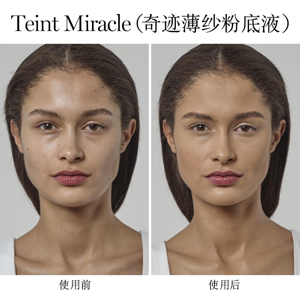 Teint Miracle Radiant Foundation(奇迹薄纱光泽粉底液)